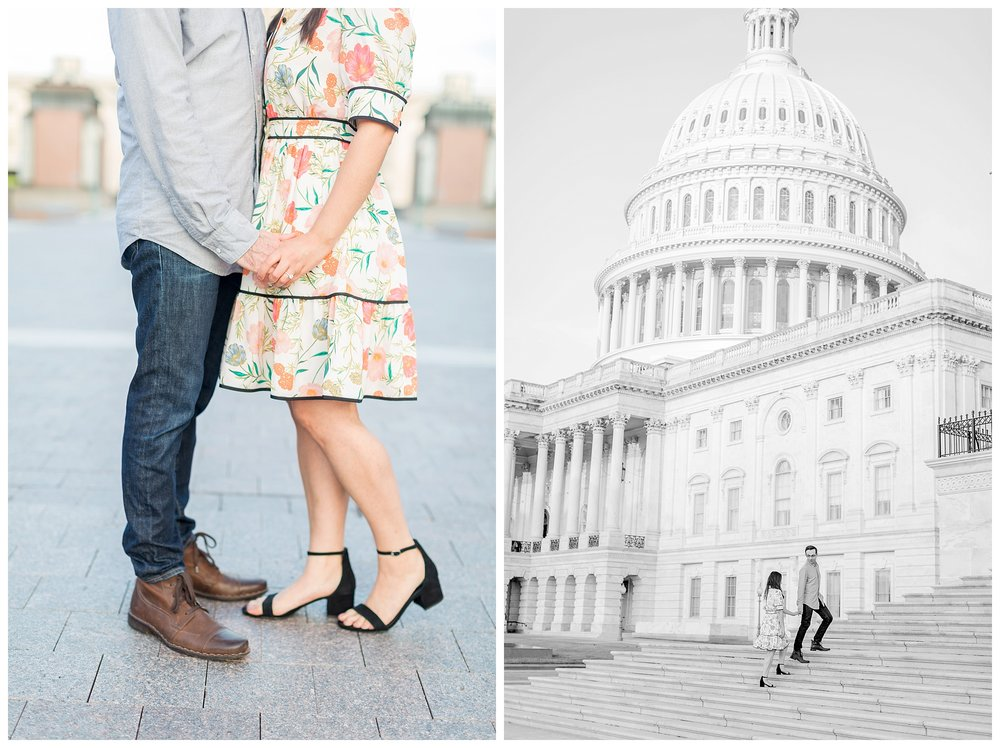Capitol Hill Engagement Photos DC Wedding Photographer Kir Tuben_0009.jpg