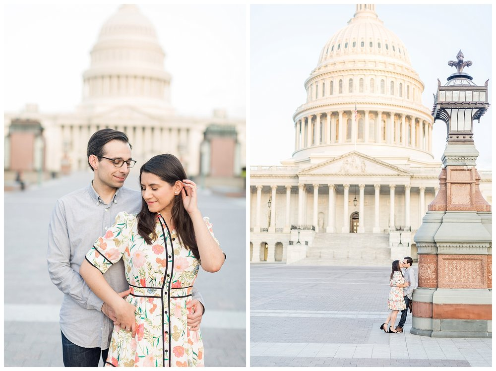 Capitol Hill Engagement Photos DC Wedding Photographer Kir Tuben_0010.jpg