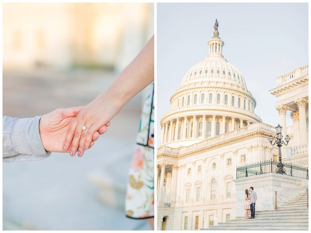 Capitol Hill Engagement Photos DC Wedding Photographer Kir Tuben_0012.jpg