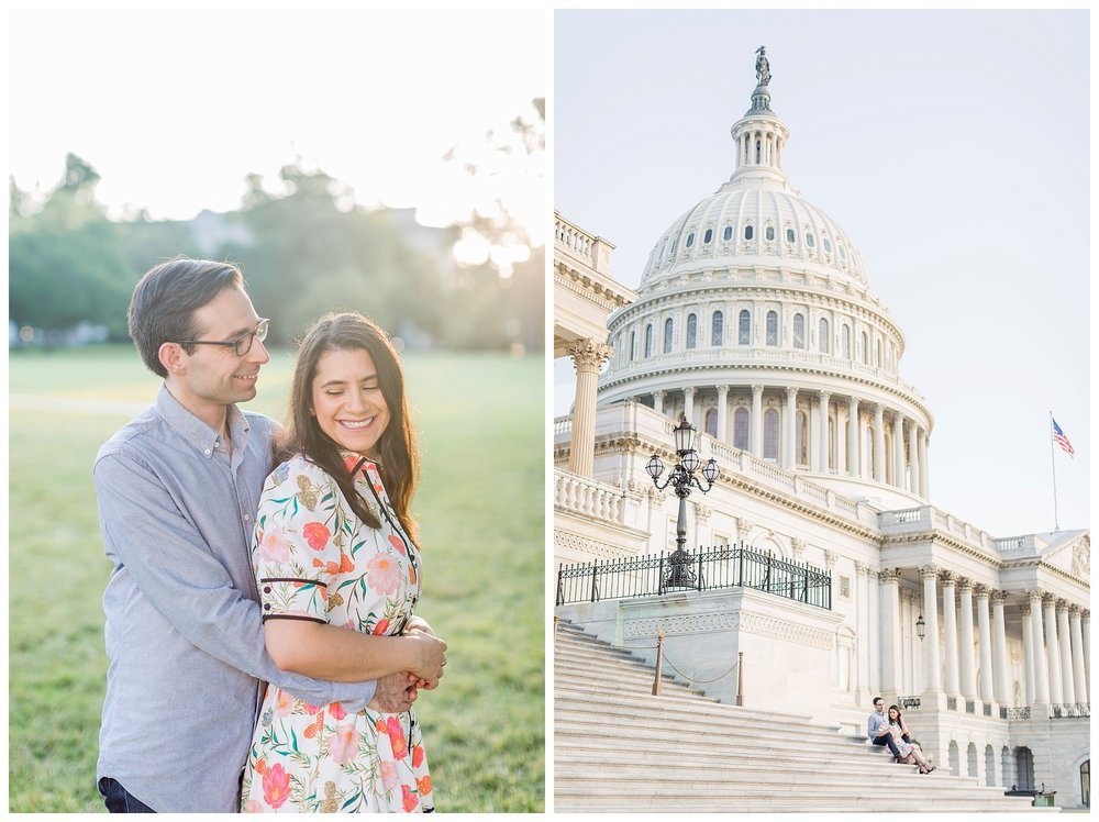 Capitol Hill Engagement Photos DC Wedding Photographer Kir Tuben_0013.jpg