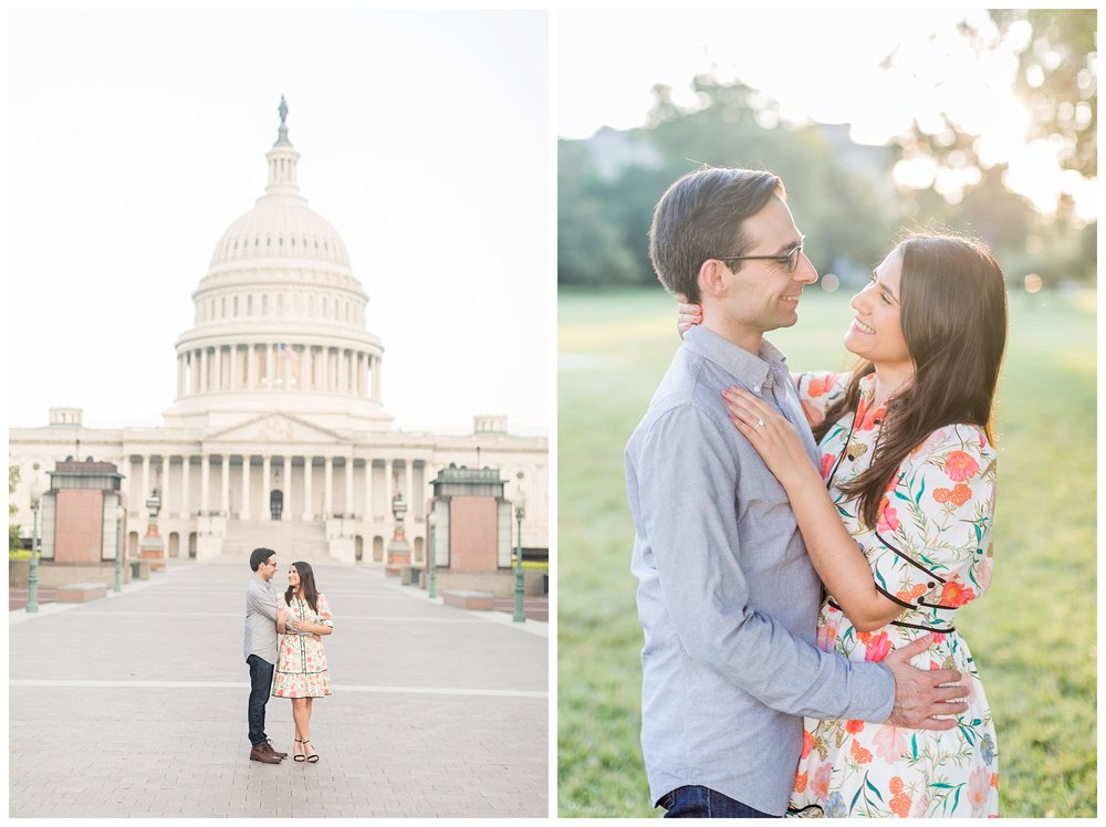 Capitol Hill Engagement Photos DC Wedding Photographer Kir Tuben_0015.jpg