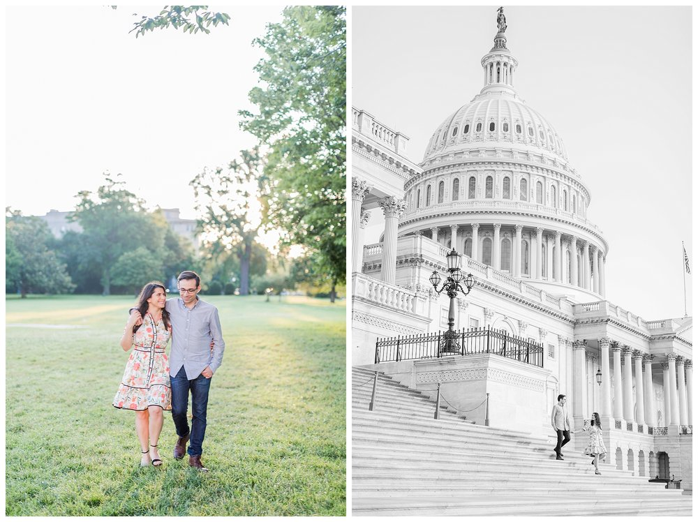 Capitol Hill Engagement Photos DC Wedding Photographer Kir Tuben_0017.jpg