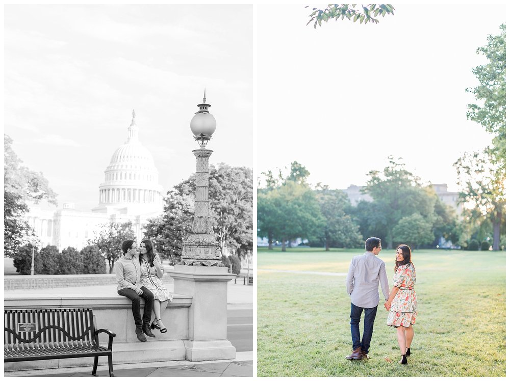 Capitol Hill Engagement Photos DC Wedding Photographer Kir Tuben_0019.jpg