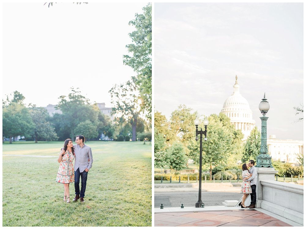 Capitol Hill Engagement Photos DC Wedding Photographer Kir Tuben_0018.jpg