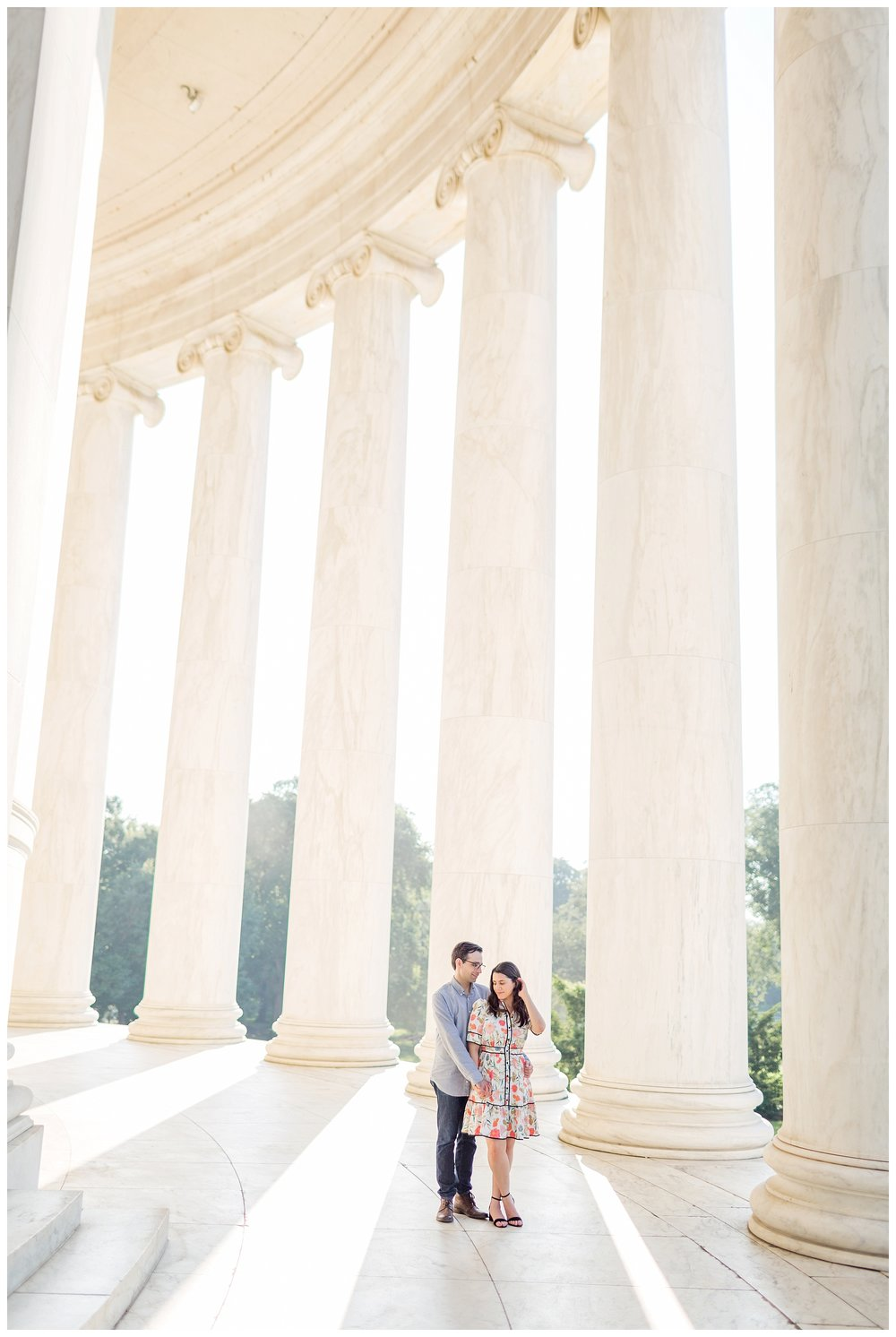 Capitol Hill Engagement Photos DC Wedding Photographer Kir Tuben_0025.jpg
