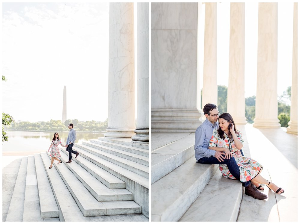Capitol Hill Engagement Photos DC Wedding Photographer Kir Tuben_0027.jpg