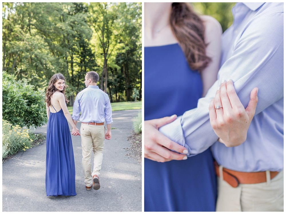 Meadowlark Botanical Garden Engagement | Virginia Wedding Photographer Kir Tuben_0002.jpg