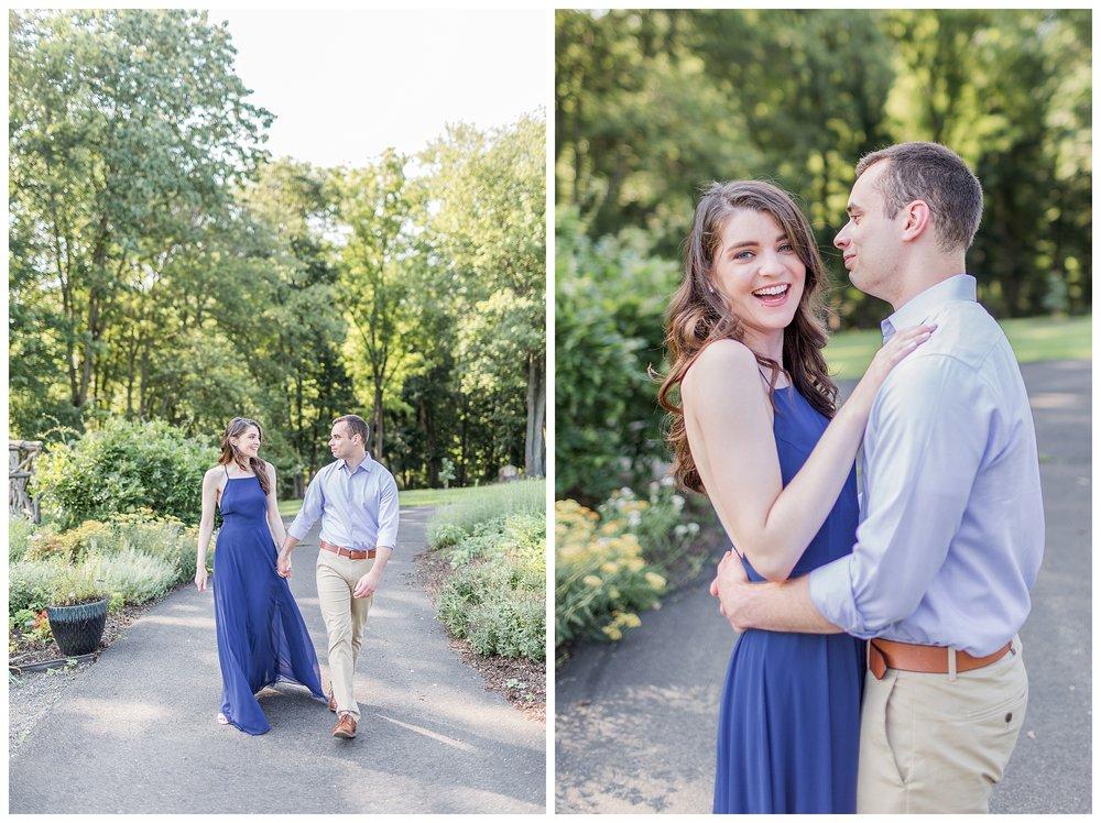 Meadowlark Botanical Garden Engagement | Virginia Wedding Photographer Kir Tuben_0007.jpg