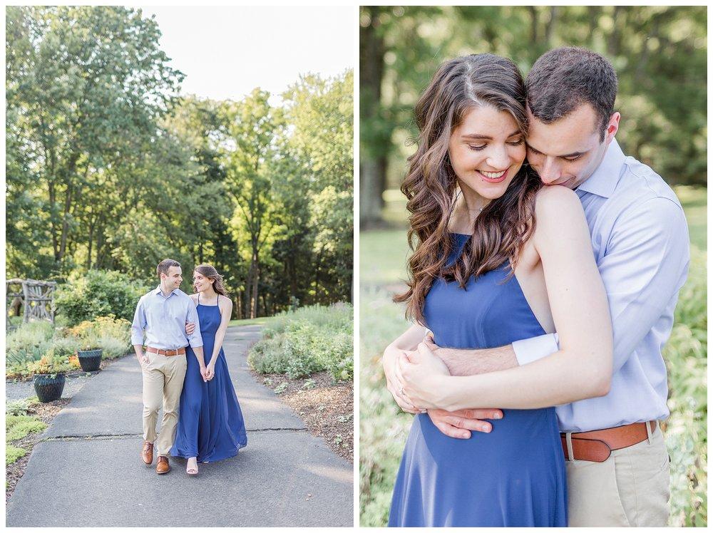 Meadowlark Botanical Garden Engagement | Virginia Wedding Photographer Kir Tuben_0010.jpg
