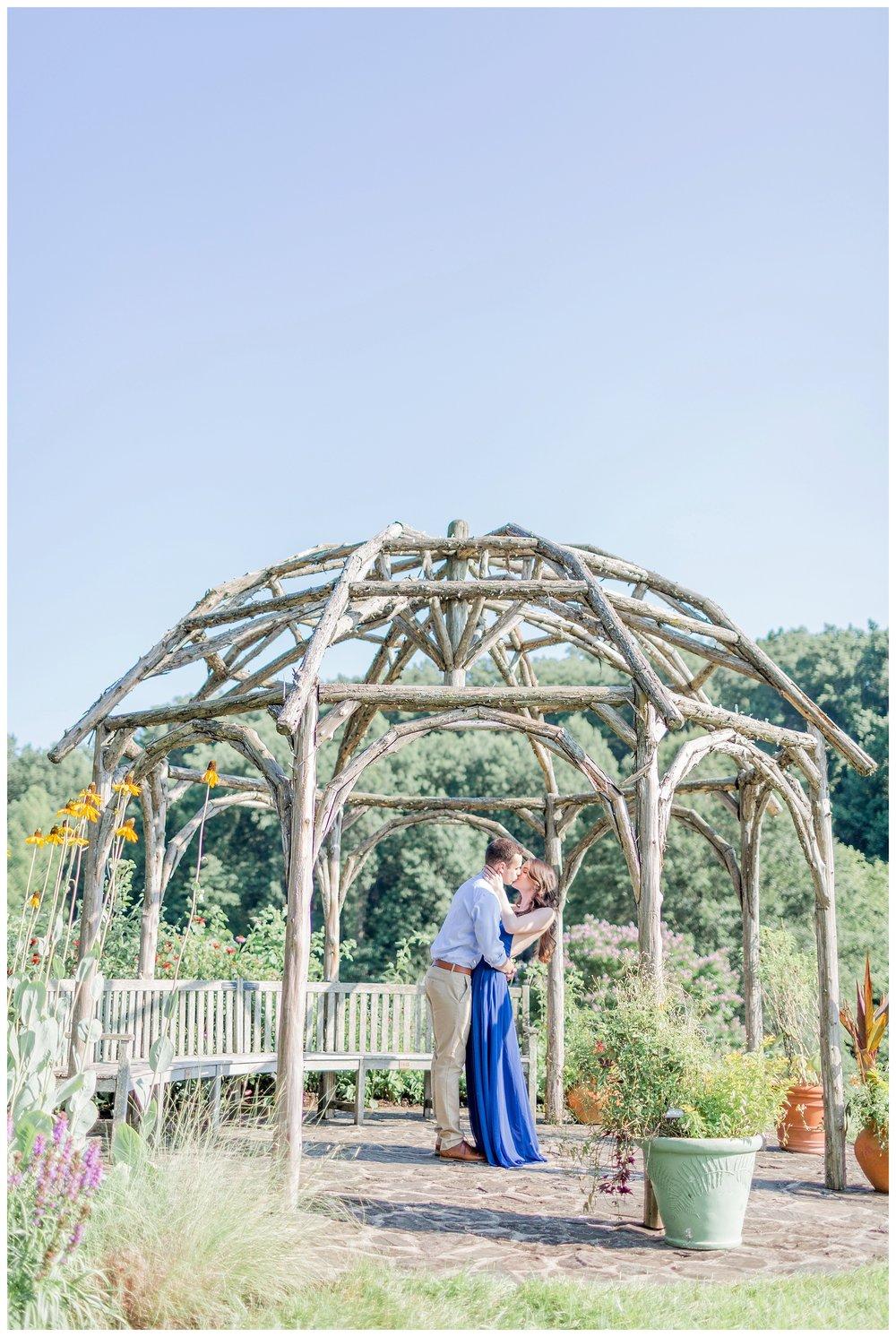 Meadowlark Botanical Garden Engagement | Virginia Wedding Photographer Kir Tuben_0009.jpg