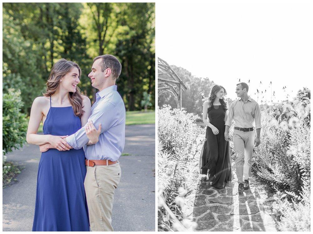 Meadowlark Botanical Garden Engagement | Virginia Wedding Photographer Kir Tuben_0012.jpg