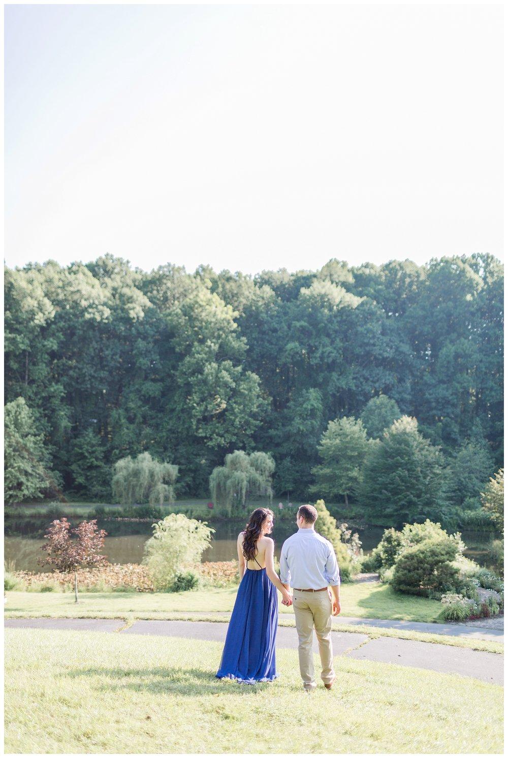 Meadowlark Botanical Garden Engagement | Virginia Wedding Photographer Kir Tuben_0011.jpg
