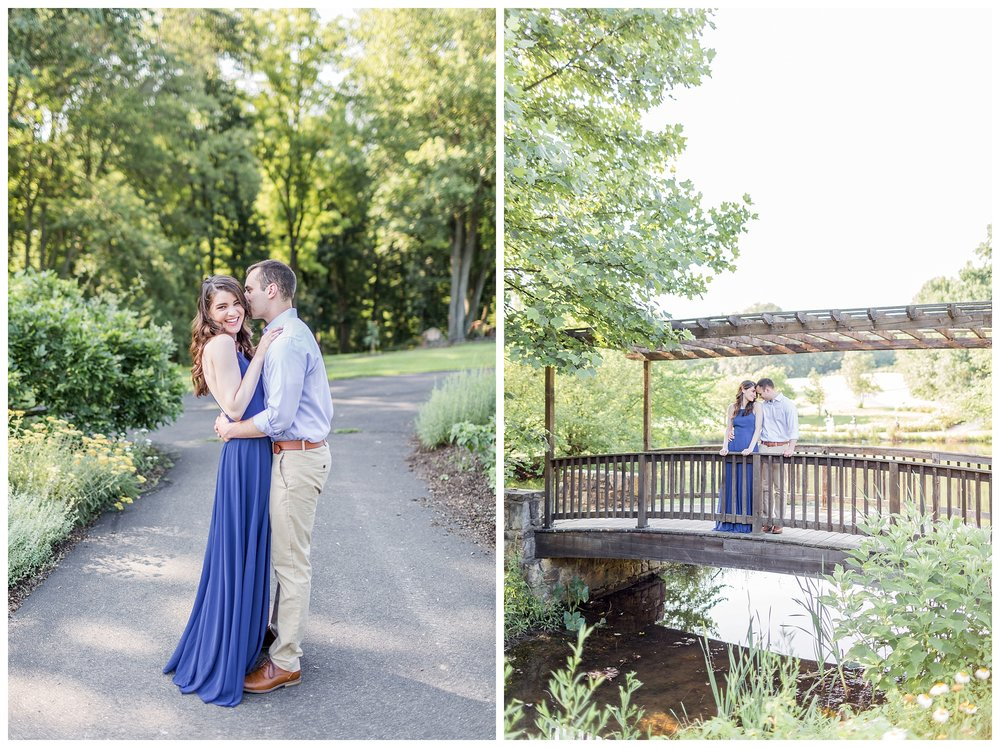 Meadowlark Botanical Garden Engagement | Virginia Wedding Photographer Kir Tuben_0016.jpg