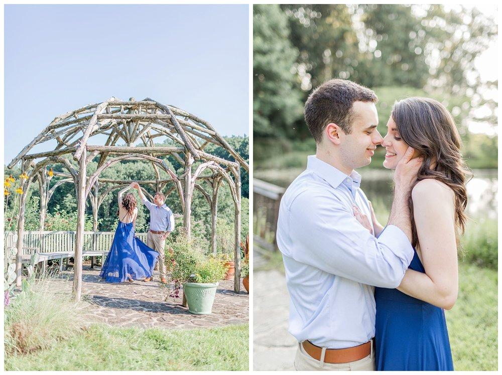 Meadowlark Botanical Garden Engagement | Virginia Wedding Photographer Kir Tuben_0018.jpg