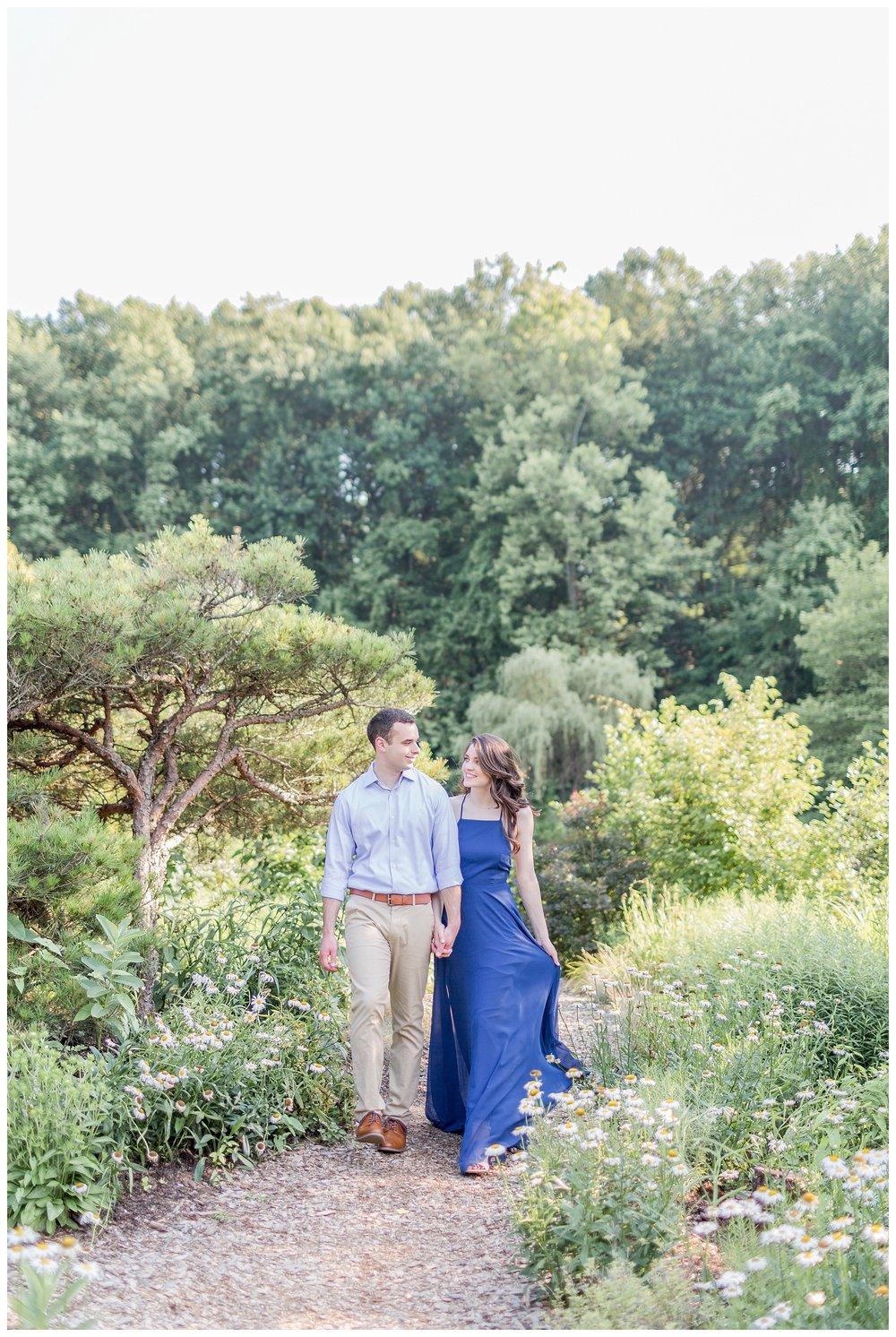 Meadowlark Botanical Garden Engagement | Virginia Wedding Photographer Kir Tuben_0017.jpg