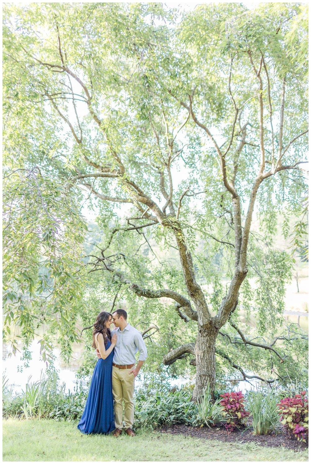 Meadowlark Botanical Garden Engagement | Virginia Wedding Photographer Kir Tuben_0019.jpg