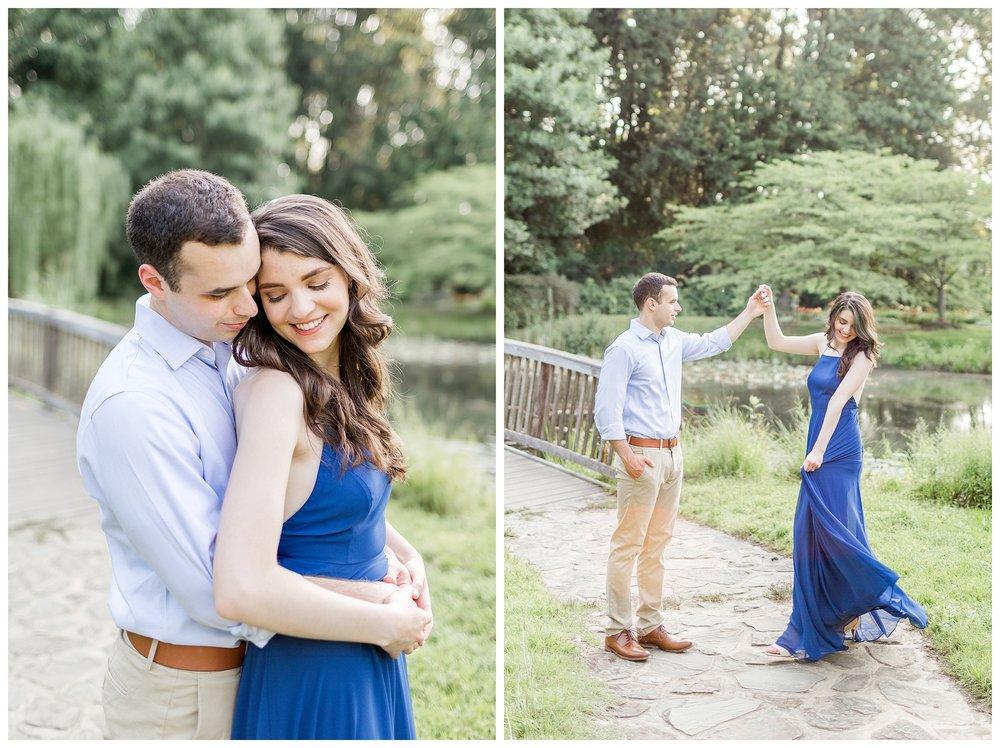 Meadowlark Botanical Garden Engagement | Virginia Wedding Photographer Kir Tuben_0023.jpg