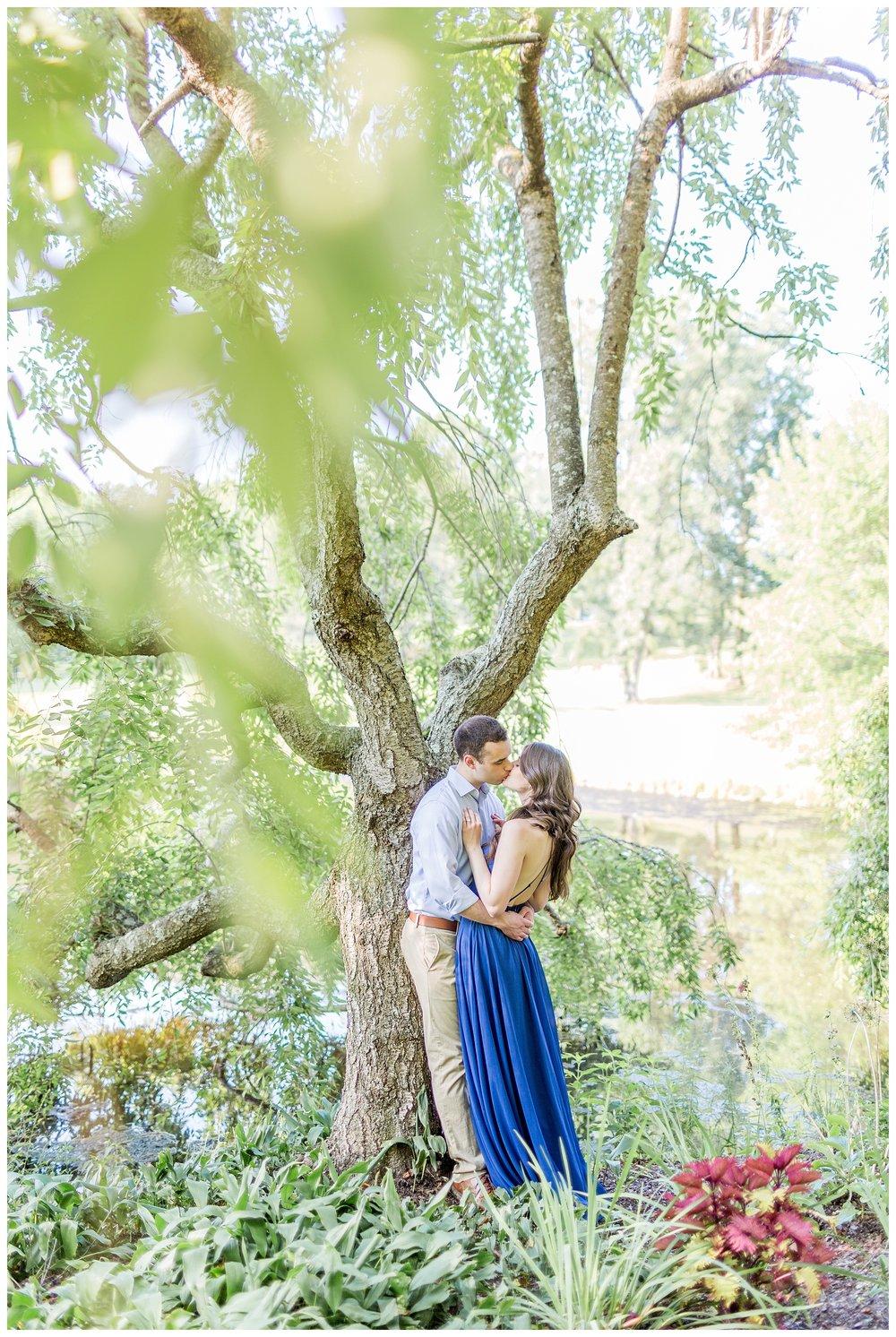 Meadowlark Botanical Garden Engagement | Virginia Wedding Photographer Kir Tuben_0022.jpg