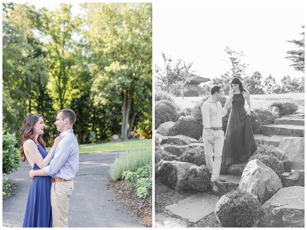 Meadowlark Botanical Garden Engagement | Virginia Wedding Photographer Kir Tuben_0027.jpg