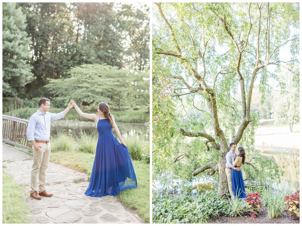 Meadowlark Botanical Garden Engagement | Virginia Wedding Photographer Kir Tuben_0030.jpg