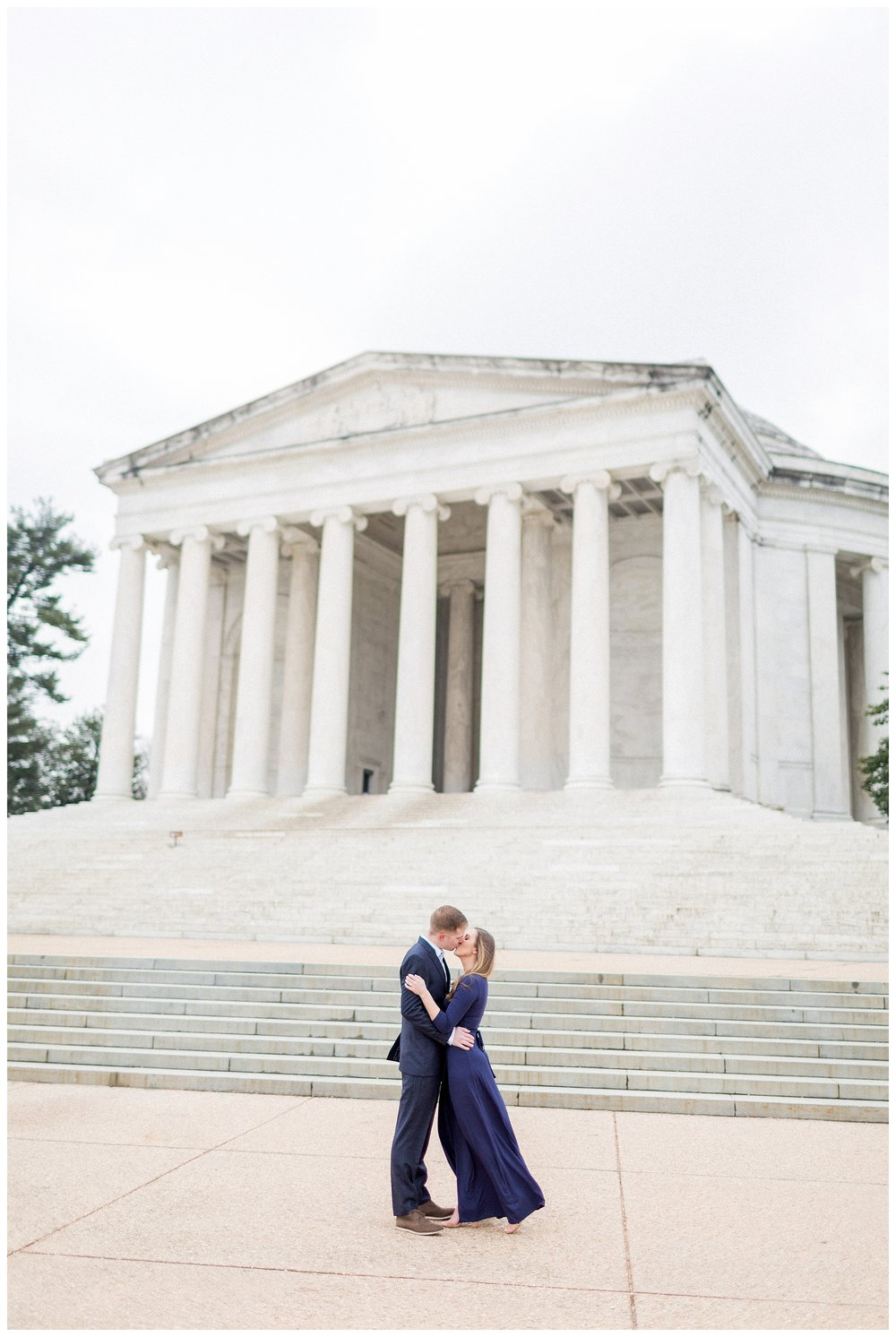 Washingon DC Engagement Photos | Jefferson Memorial Engagement | Kir Tuben_0025.jpg