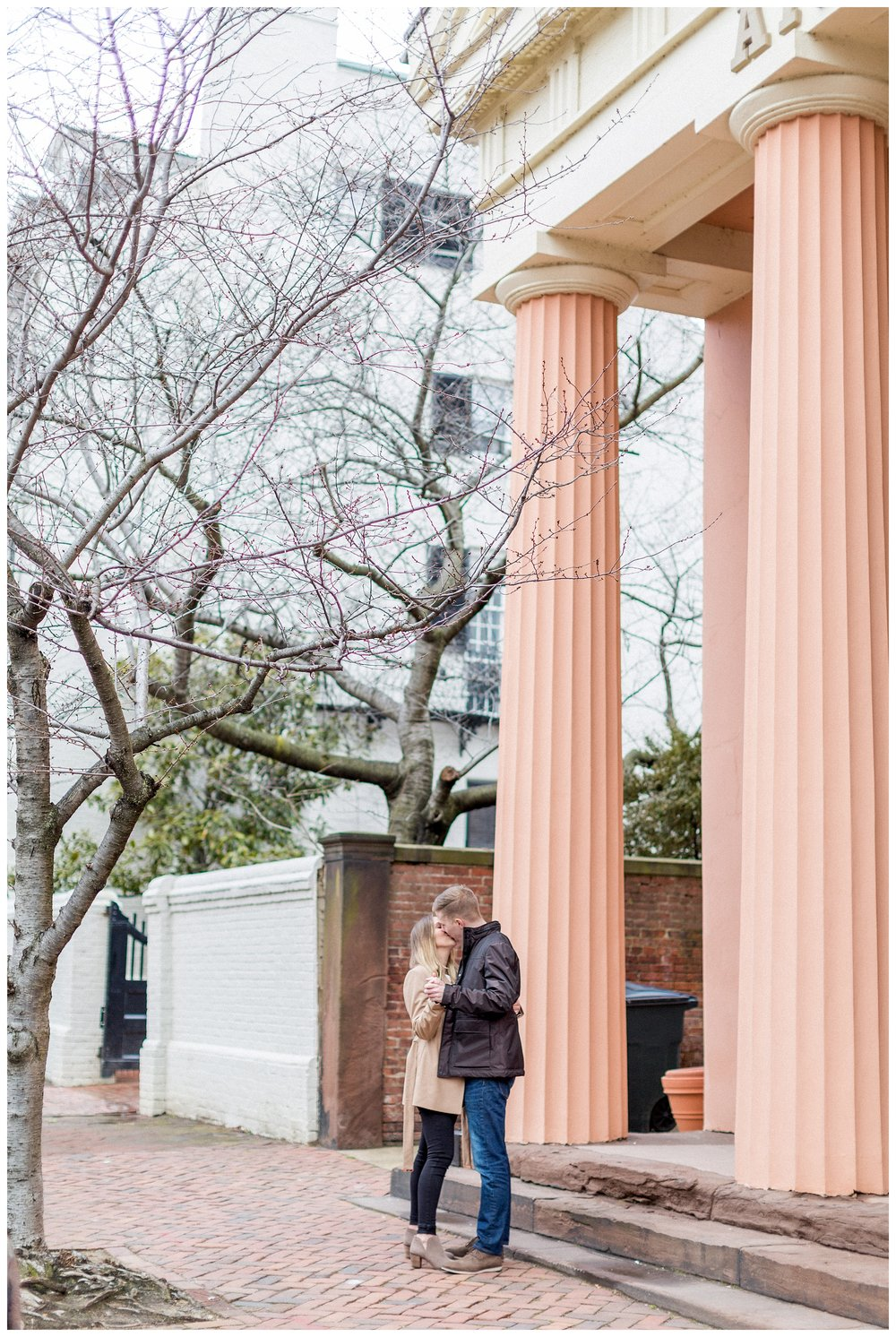Washingon DC Engagement Photos | Jefferson Memorial Engagement | Kir Tuben_0046.jpg