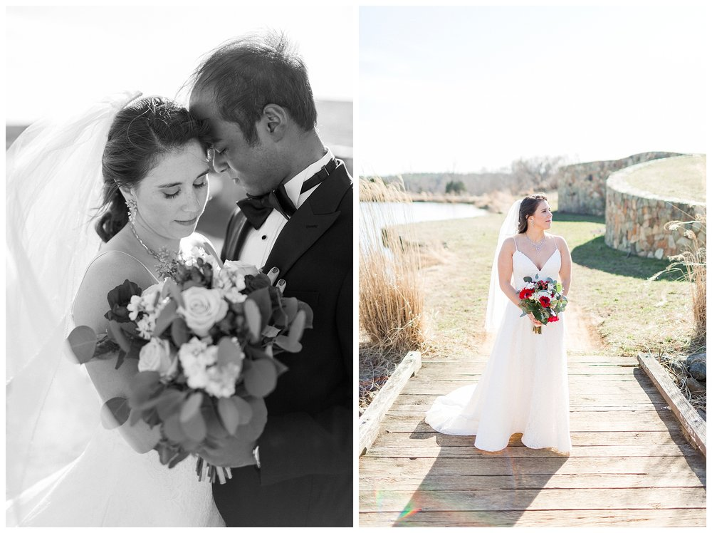 Stone Tower Winery Wedding | Virginia Winter Wedding | VA Wedding Photographer Kir Tuben_0044.jpg