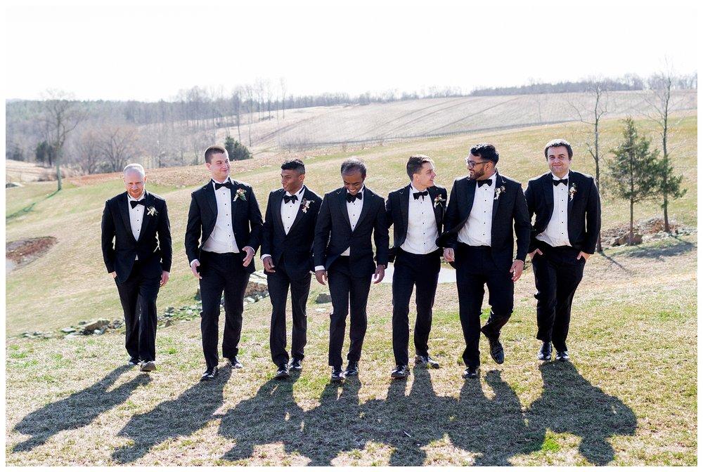Stone Tower Winery Wedding | Virginia Winter Wedding | VA Wedding Photographer Kir Tuben_0063.jpg