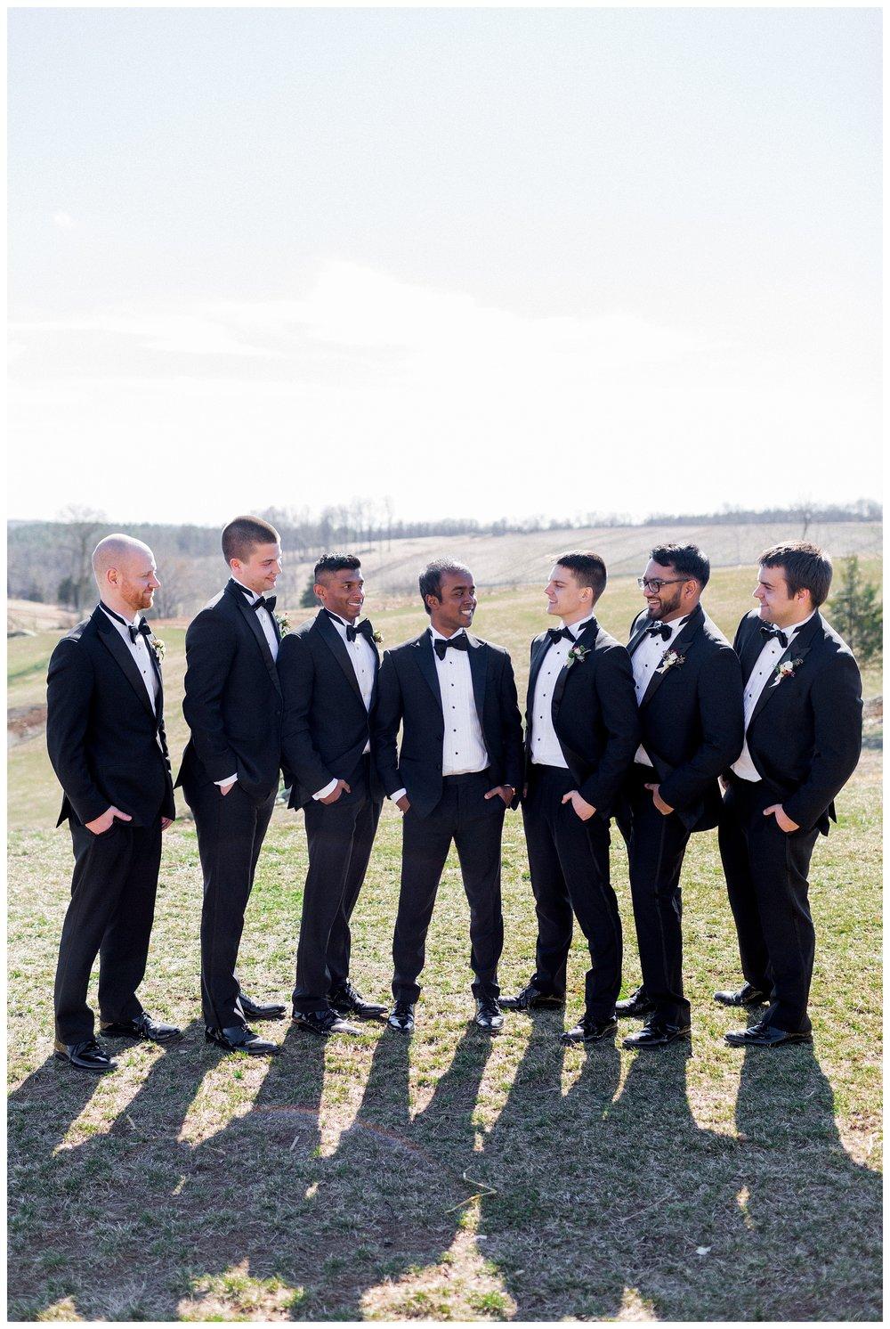 Stone Tower Winery Wedding | Virginia Winter Wedding | VA Wedding Photographer Kir Tuben_0065.jpg