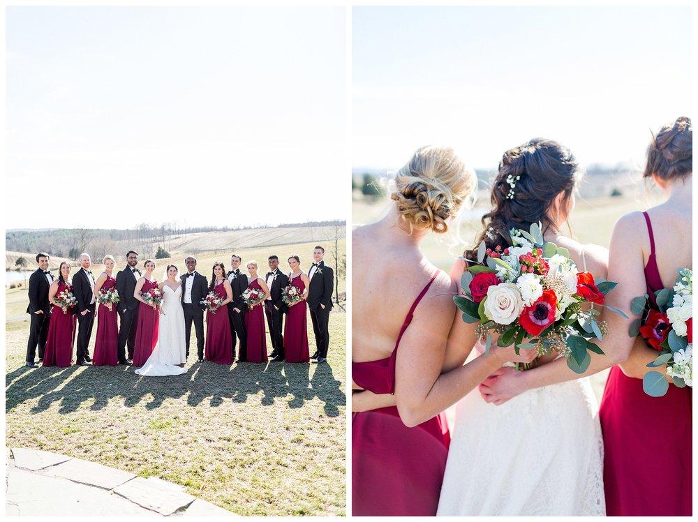 Stone Tower Winery Wedding | Virginia Winter Wedding | VA Wedding Photographer Kir Tuben_0068.jpg