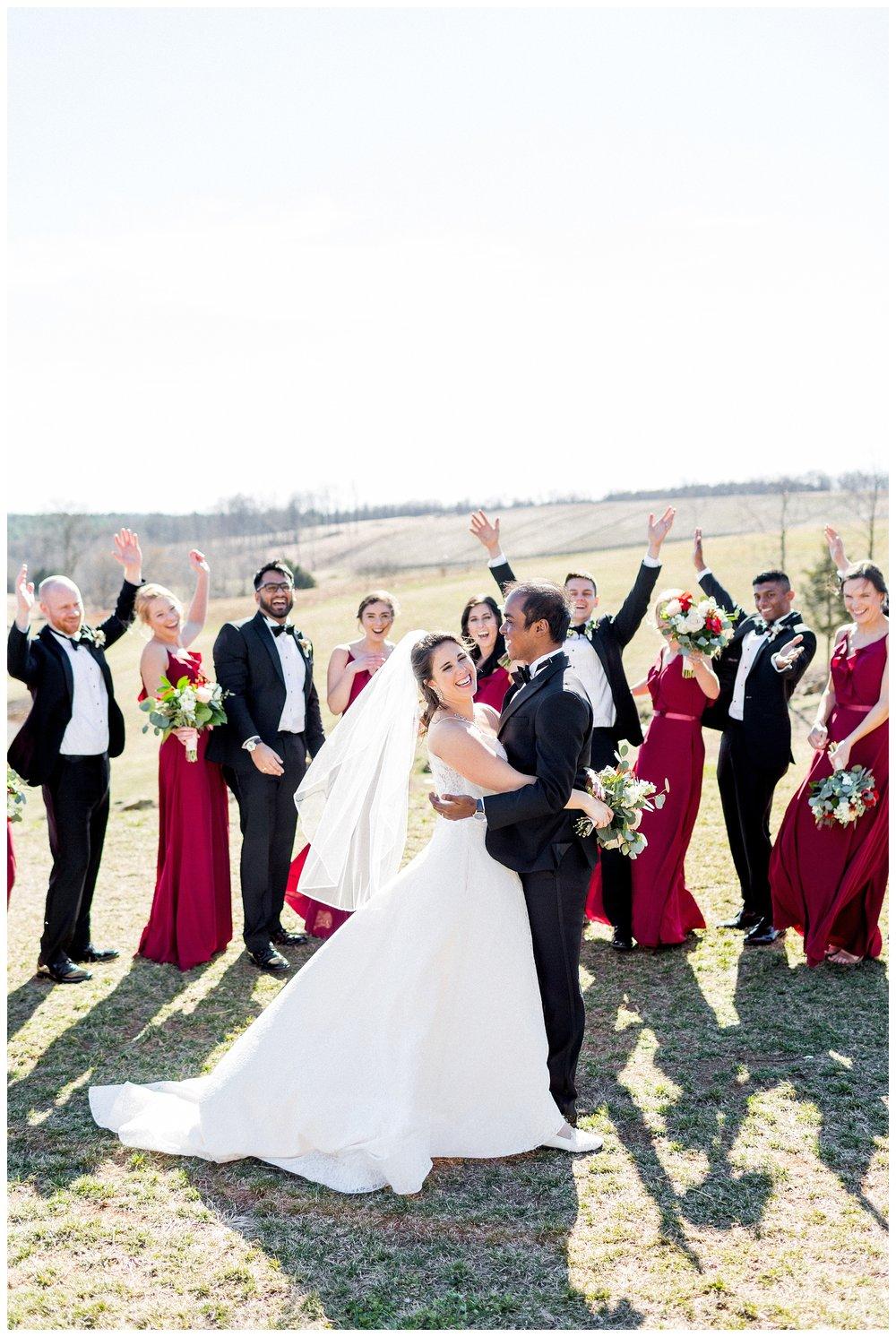 Stone Tower Winery Wedding | Virginia Winter Wedding | VA Wedding Photographer Kir Tuben_0067.jpg