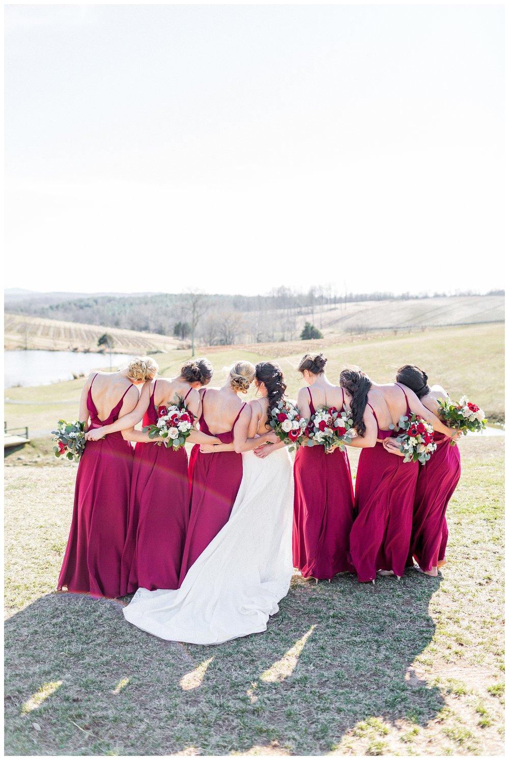 Stone Tower Winery Wedding | Virginia Winter Wedding | VA Wedding Photographer Kir Tuben_0070.jpg