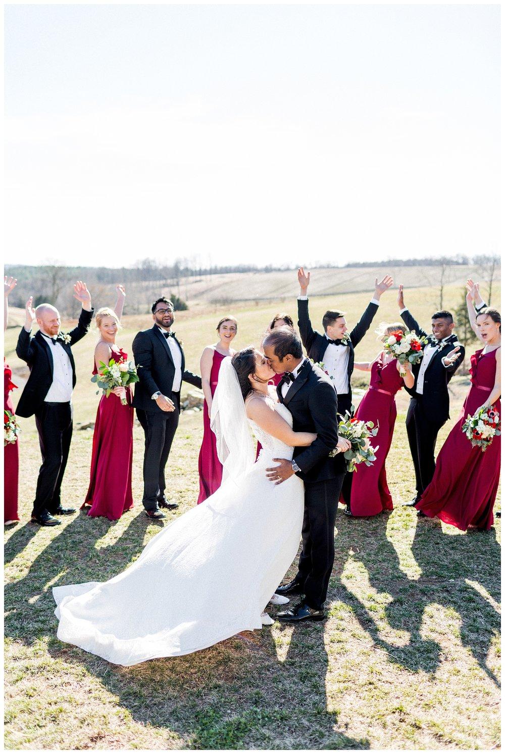 Stone Tower Winery Wedding | Virginia Winter Wedding | VA Wedding Photographer Kir Tuben_0074.jpg