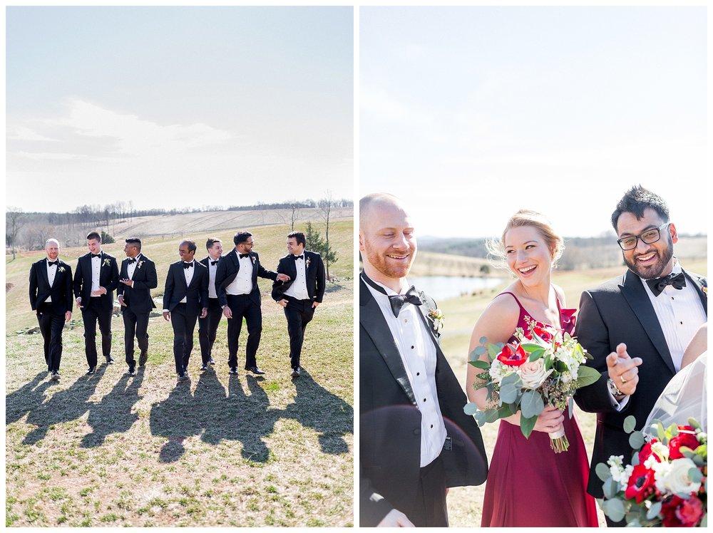 Stone Tower Winery Wedding | Virginia Winter Wedding | VA Wedding Photographer Kir Tuben_0075.jpg