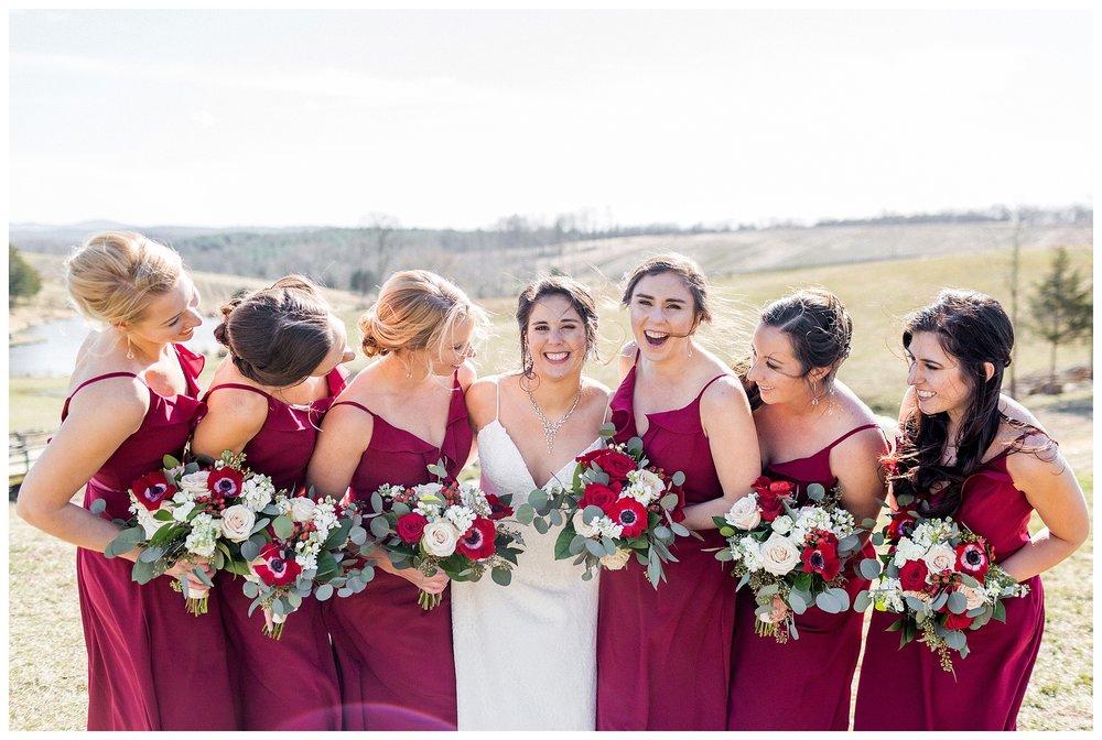 Stone Tower Winery Wedding | Virginia Winter Wedding | VA Wedding Photographer Kir Tuben_0076.jpg