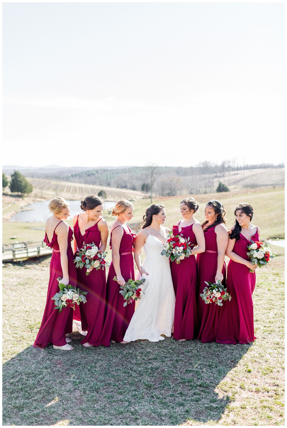 Stone Tower Winery Wedding | Virginia Winter Wedding | VA Wedding Photographer Kir Tuben_0078.jpg