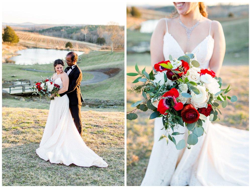 Stone Tower Winery Wedding | Virginia Winter Wedding | VA Wedding Photographer Kir Tuben_0099.jpg