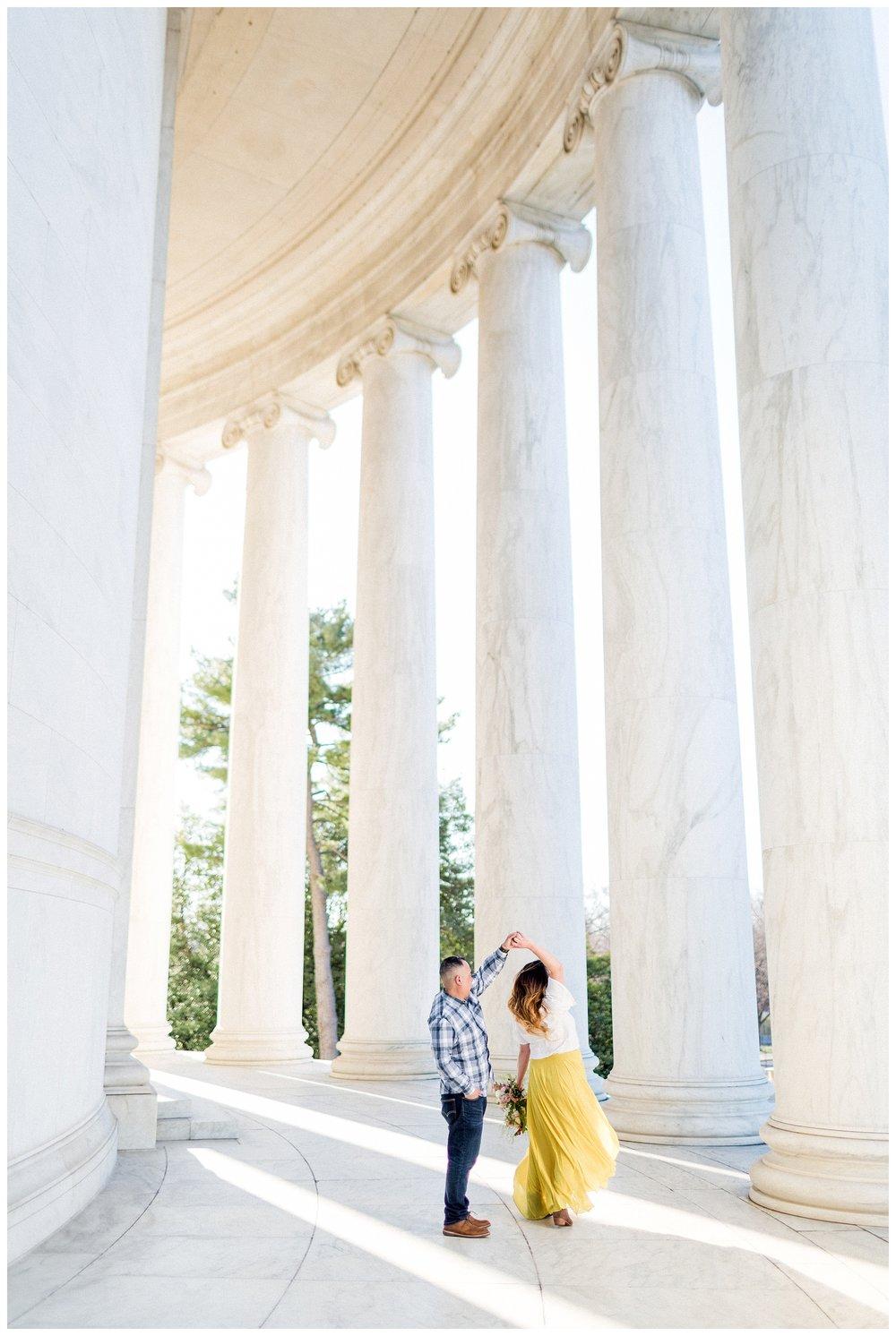 Washington DC Engagement Photos   Thomas Jefferson Engagement Session_0017.jpg
