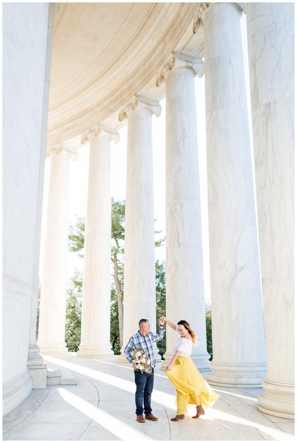 Washington DC Engagement Photos   Thomas Jefferson Engagement Session_0025.jpg