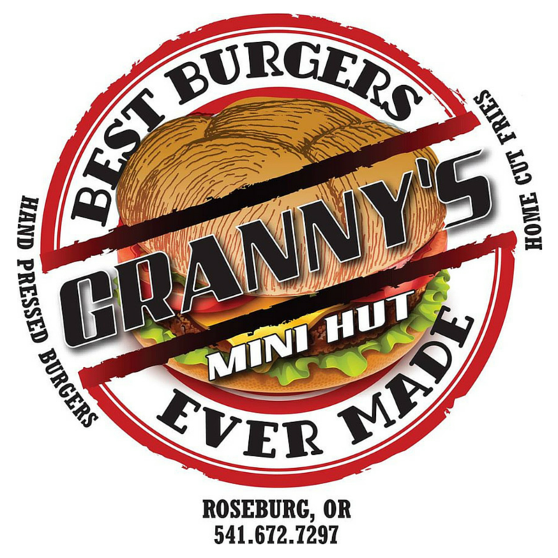 Granny's Mini Hut 346 NE Ward St Roseburg, OR