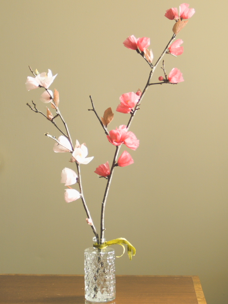 Cherry Blossoms   $80