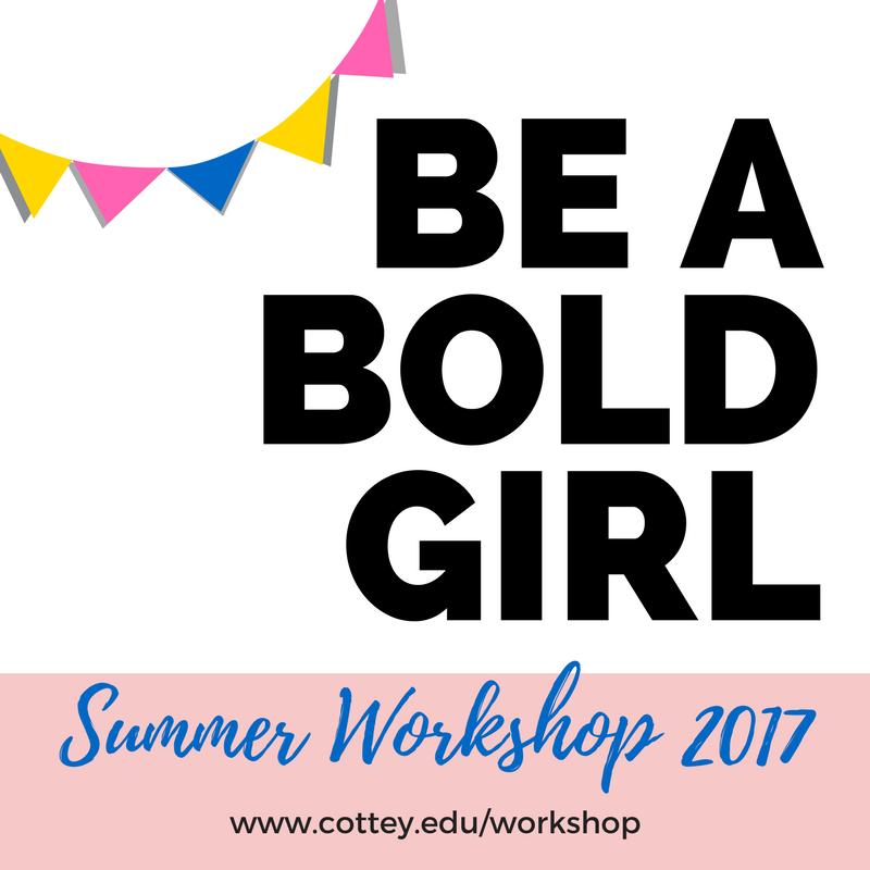 Cottey College Summer Workshop
