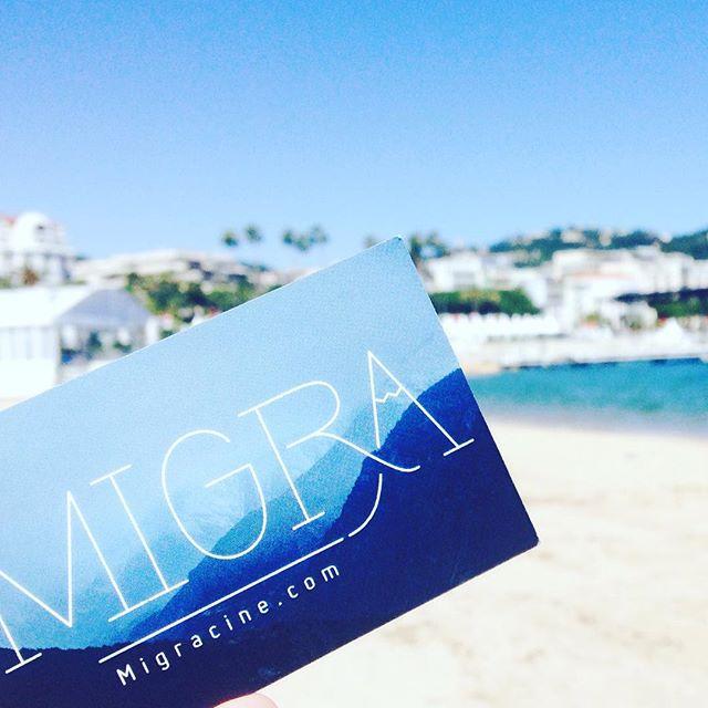 Migra en la Croisette ! Llegamos ! #SDLC2017 #Cannes2017 #Selva