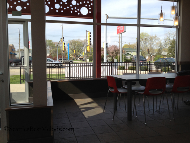 2 - 9 - 15 Interior seating Seattles best Coffee Illinois
