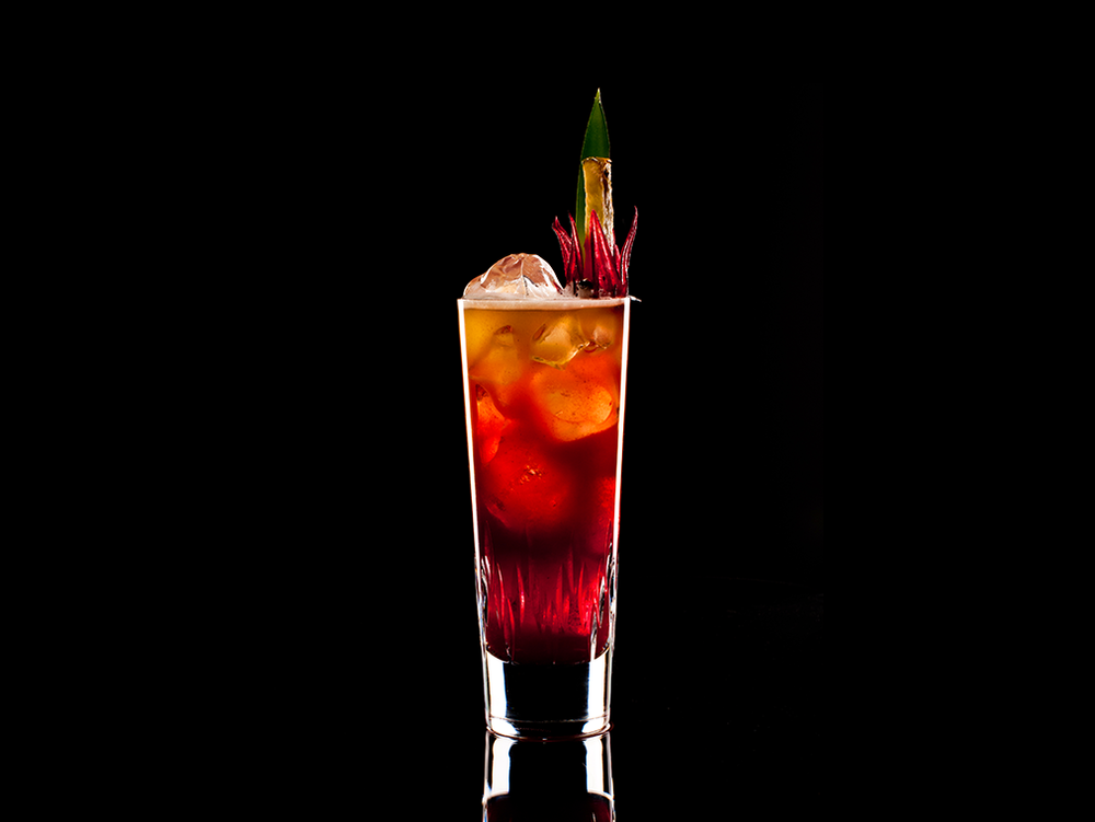 Wild Hibiscus Cooler