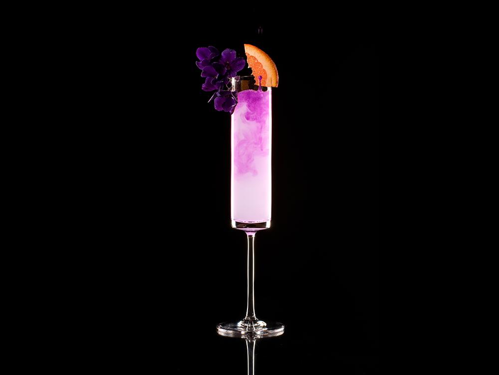 violet mimosa