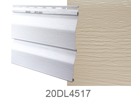 Vinyl Sidiing by Stylecrest.  Availabe in 16 colors and many profiles.  You are sure to find the siding you Need for your home.