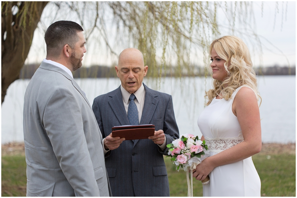 Delaware River Wedding
