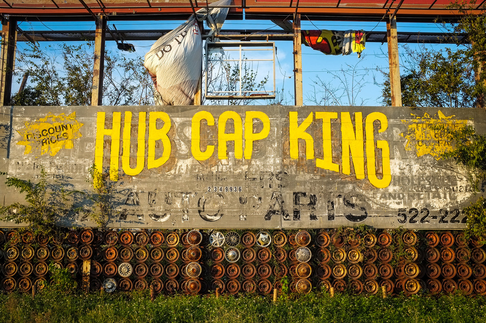 Hub Cap King