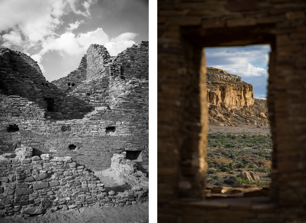 Chaco Ruins